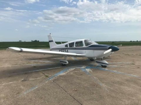 Extended Fuselage 1973 Piper Archer aircraft for sale