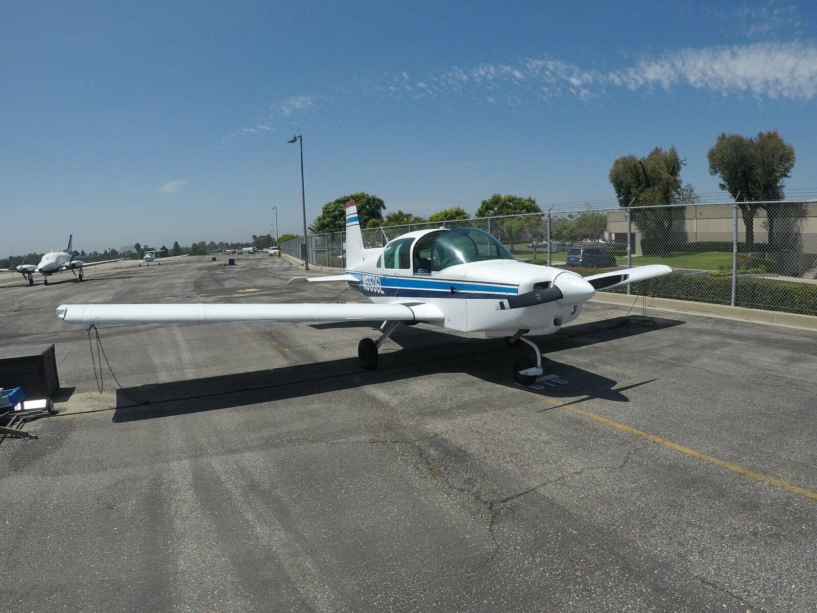 great running 1972 Grumman aircraft for sale
