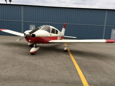 great shape 1965 Piper PA28 140 aircraft for sale