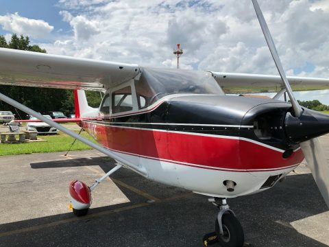 improved 1966 Cessna 172G Skyhawk aircraft for sale
