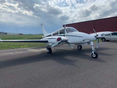 never damaged 1967 Cessna 310L aircraft for sale