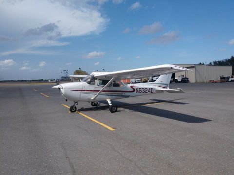 never damaged 1979 Cessna 172 N aircraft for sale