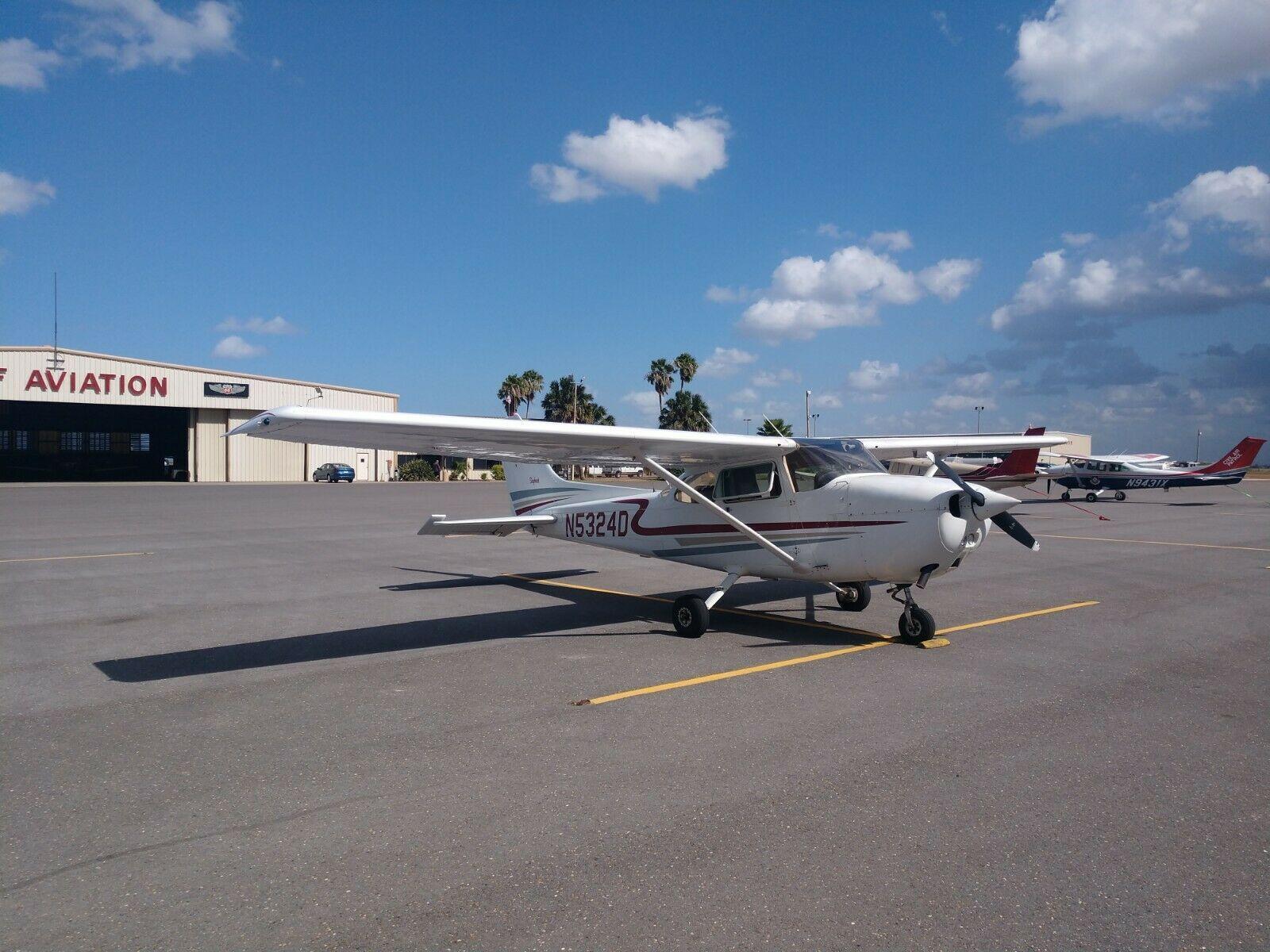 never damaged 1979 Cessna 172 N aircraft