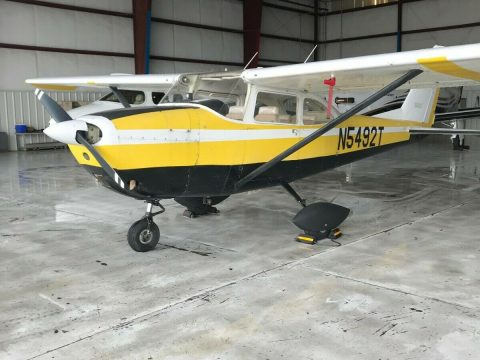 new interior 1964 Cessna 172 E aircraft for sale