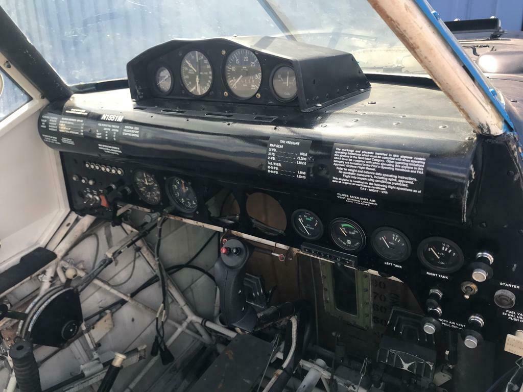 serviced 1970 Cessna A188A aircraft