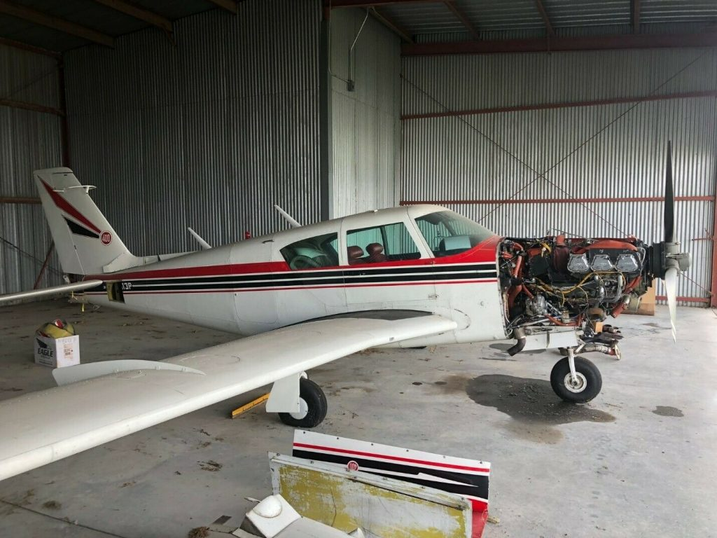 upgraded 1965 Piper PA 24 Comanche 400 Airplane