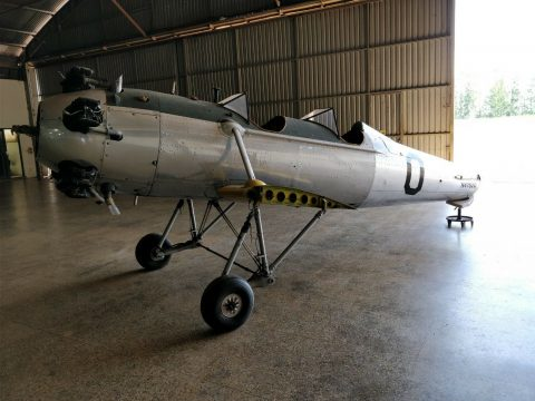disassembled 1942 Ryan PT 22 Aircraft for sale