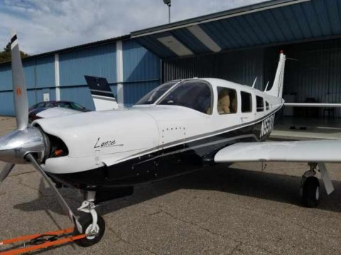 great shape 1977 Piper Lance aircraft for sale