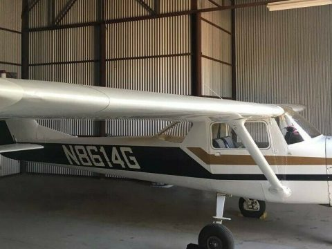 hangared 1965 Cessna 150F aircraft for sale
