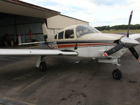 hangared 1974 Piper Arrow II Aircraft for sale