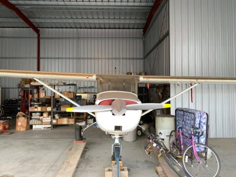 low hours 1965 Cessna 150 aircraft for sale