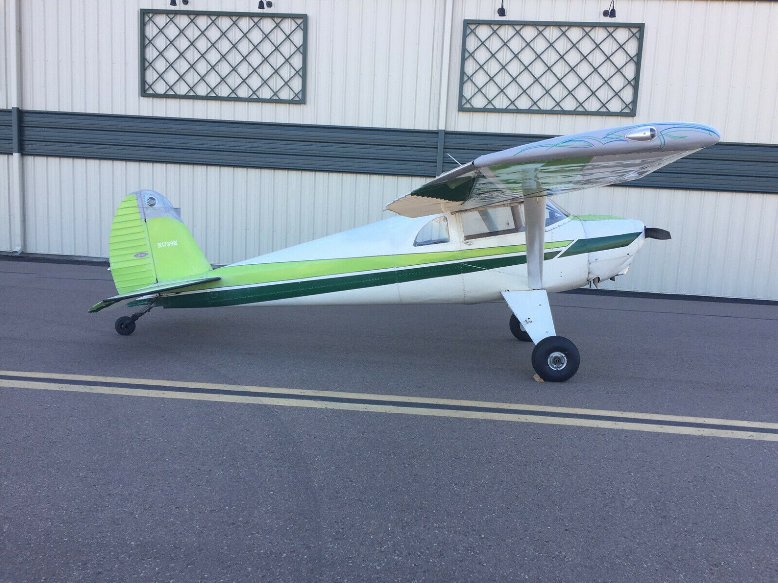 needs TLC 1946 Luscombe 8E aircraft for sale