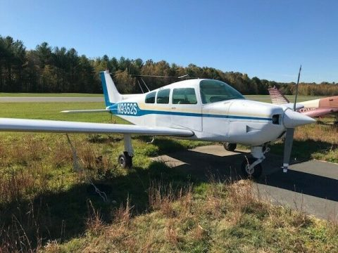 repaired 1975 Beechcraft Sundowner C23 aircraft for sale