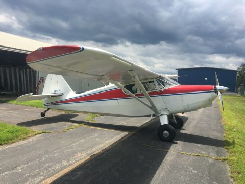 restored 1947 Stinson 108-1 aircraft for sale