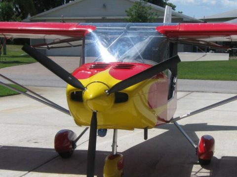 serviced 2004 Rans S6S aircraft for sale