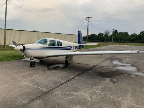 very nice 1958 Mooney M20A for sale