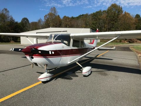 Low Engine time 1961 Cessna 172B aircraft for sale