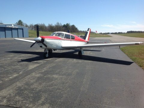 nice 1960 Piper Comanche PA24 250 aircraft for sale