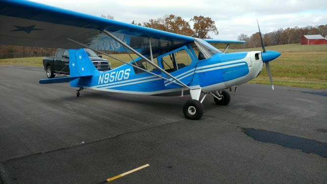 nice 1965 Citabria Champion aircraft for sale