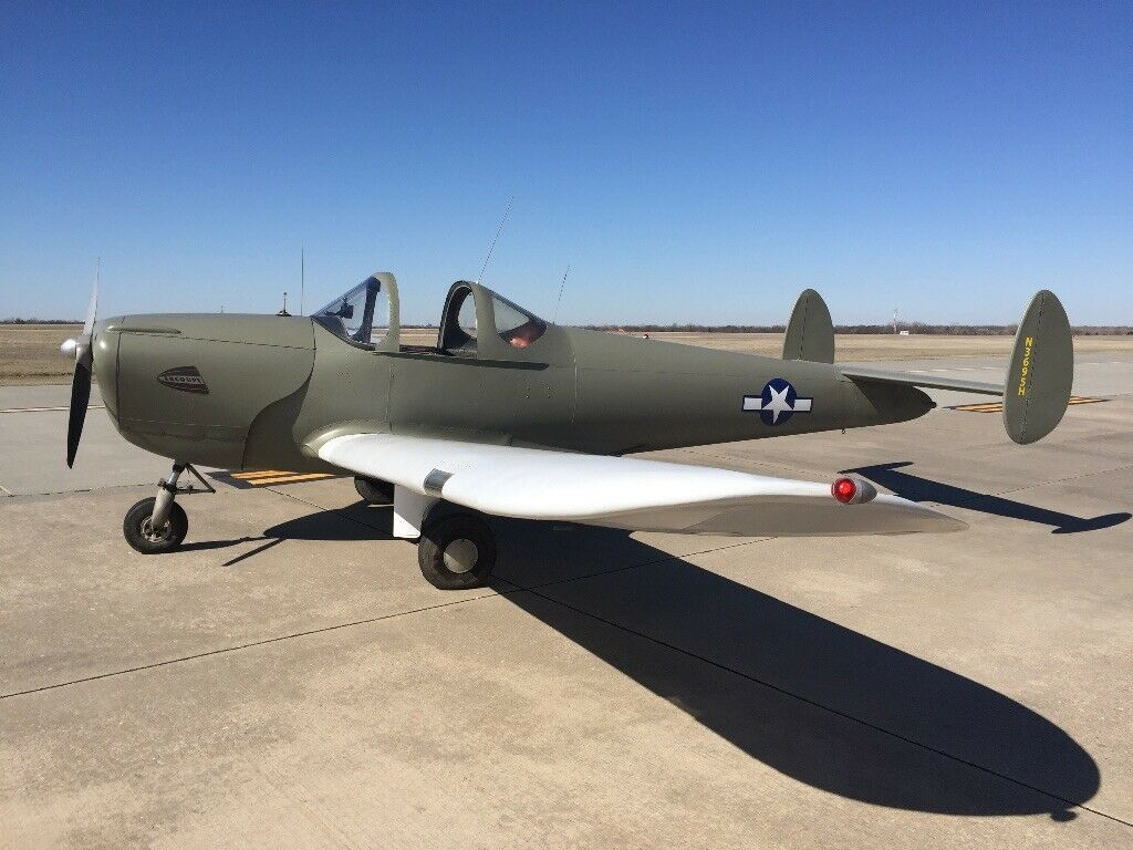 vintage 1946 Ercoupe 415C LSA Aircraft for sale