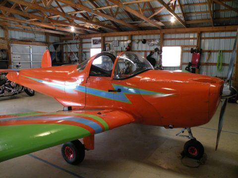 Awesome 1946 Ercoupe 415 C Light Sport AIRCRAFT for sale
