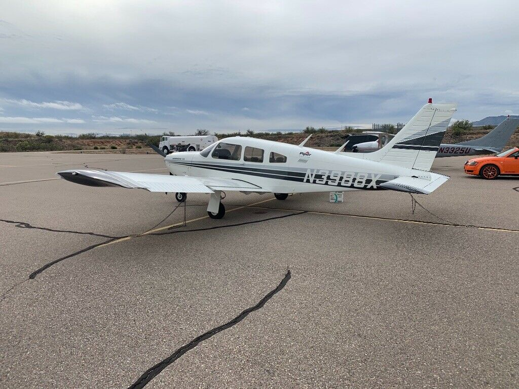 clean 1975 Piper PA 28R 200 Arrow aircraft for sale