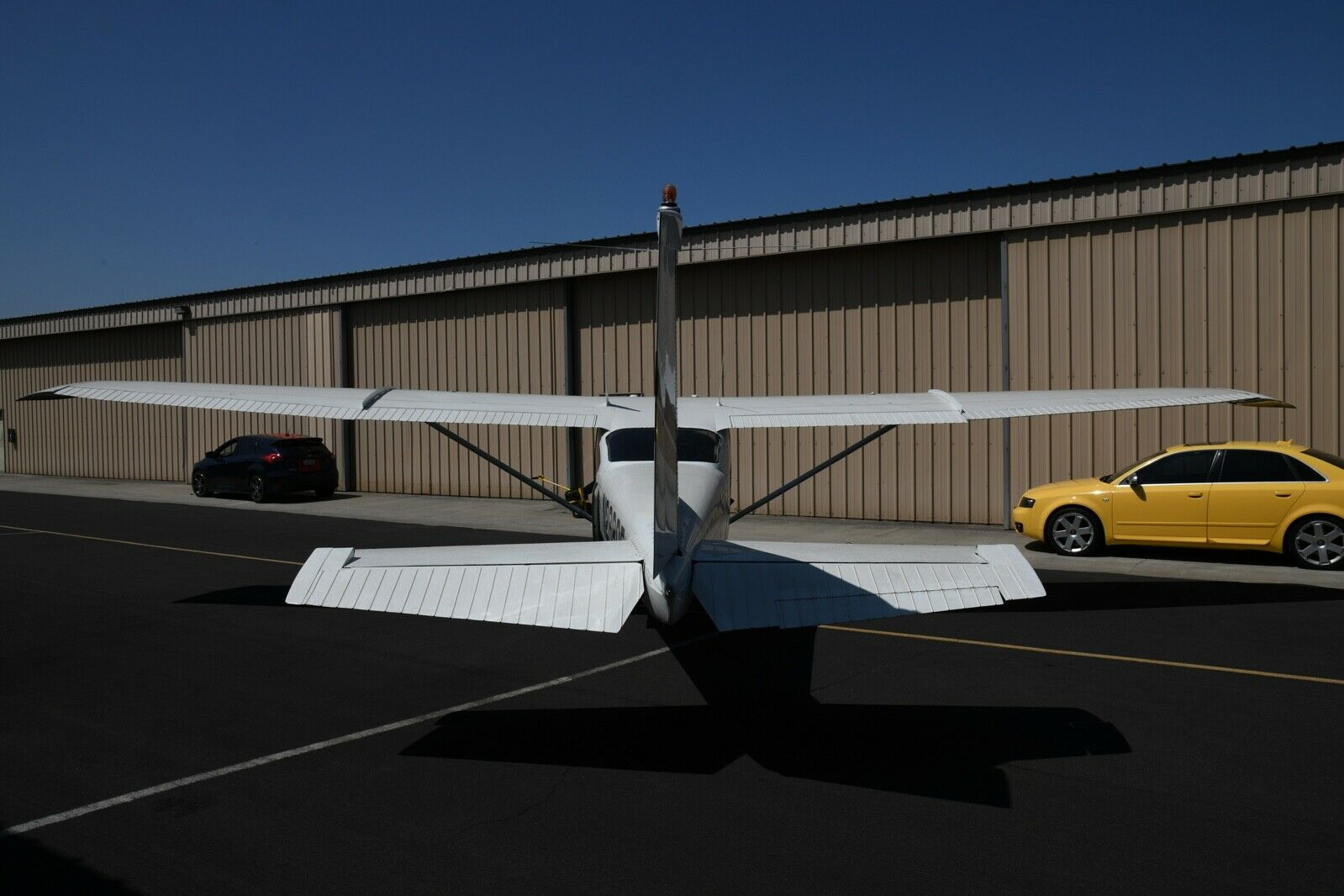good shape 1966 Cessna 182J aircraft