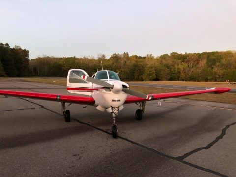 great flying 1951 Beechcraft Bonanza C35 aircraft for sale