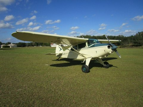 great shape 1957 Piper PA 22 20 aircraft for sale