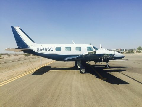 great shape 1973 Piper Navajo PA 31P aircraft for sale