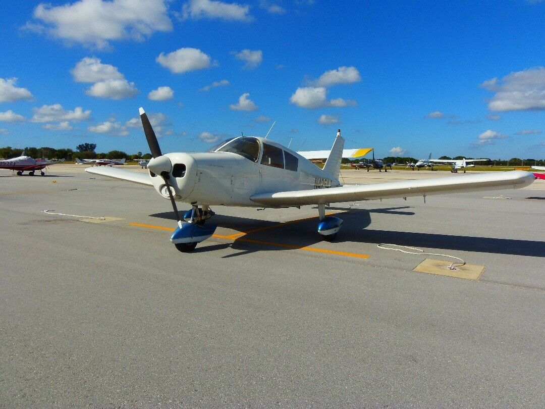 great trainer 1965 Piper Cherokee 140 PA aircraft for sale