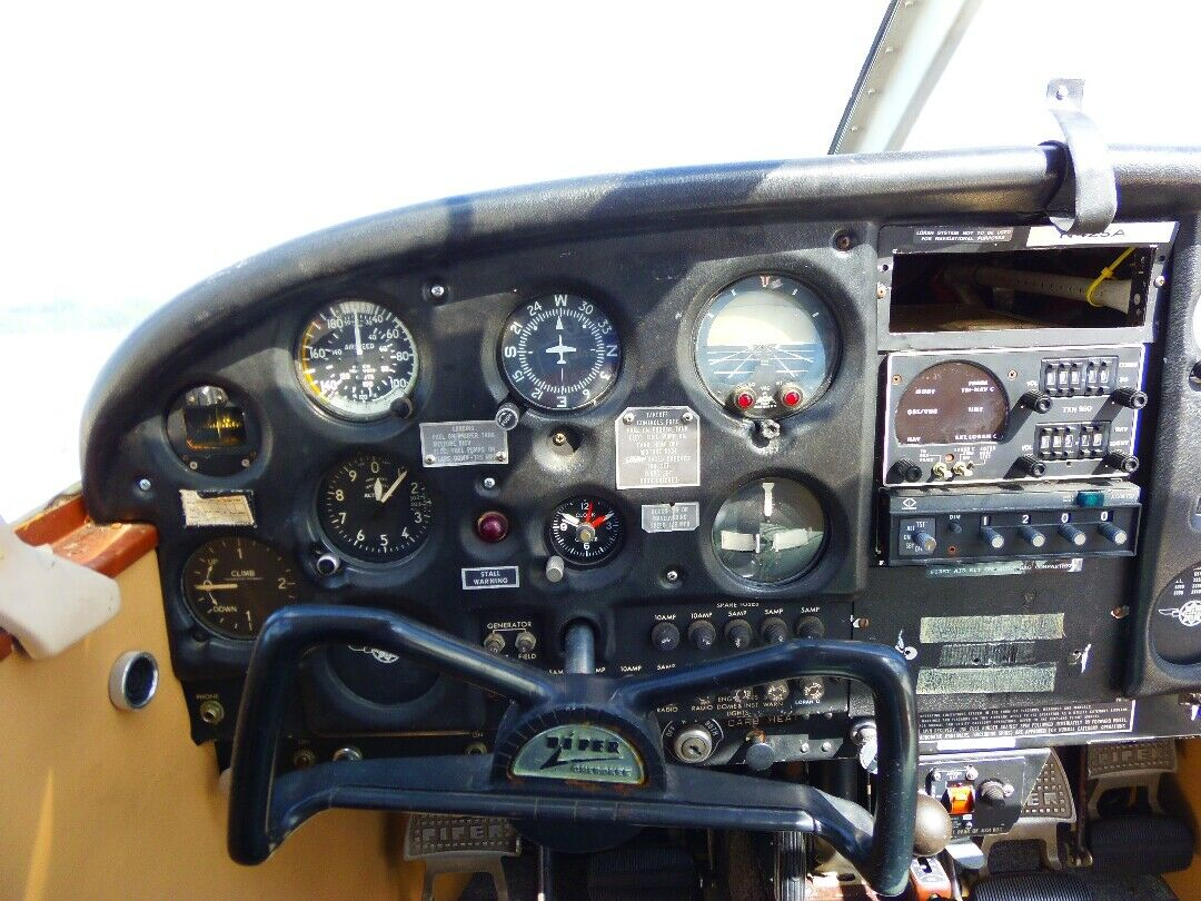 great trainer 1965 Piper Cherokee 140 PA aircraft