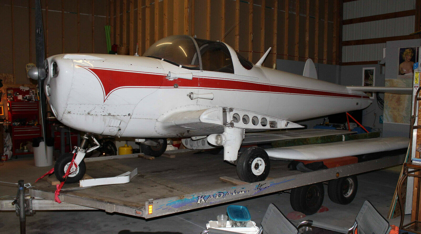 new parts 1946 Ercoupe 415E aircraft for sale