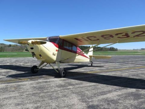 regularly flown 1946 Aeronca Chief aircraft for sale