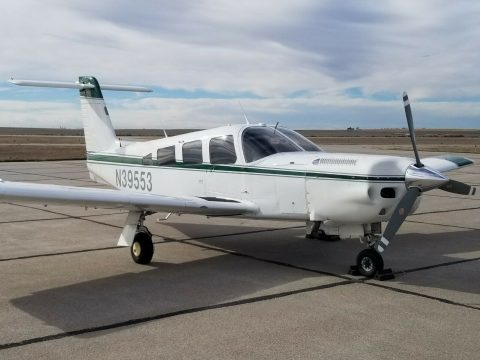 well equipped 1978 Piper Lance II Turbo Aircraft for sale