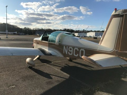 well maintained 1973 Grumman AA aircraft for sale