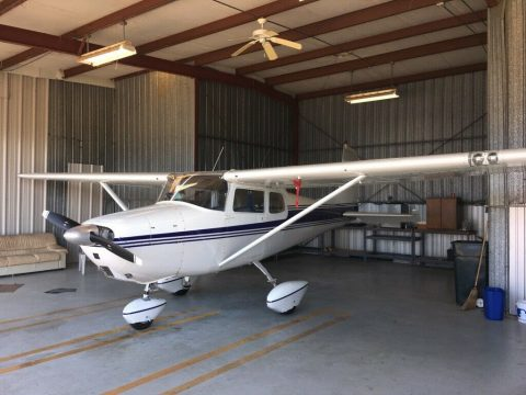 always hangared 1959 Cessna Straight Tail aircraft for sale