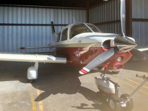 hangared 1979 Piper Dakota 28/236 aircraft for sale