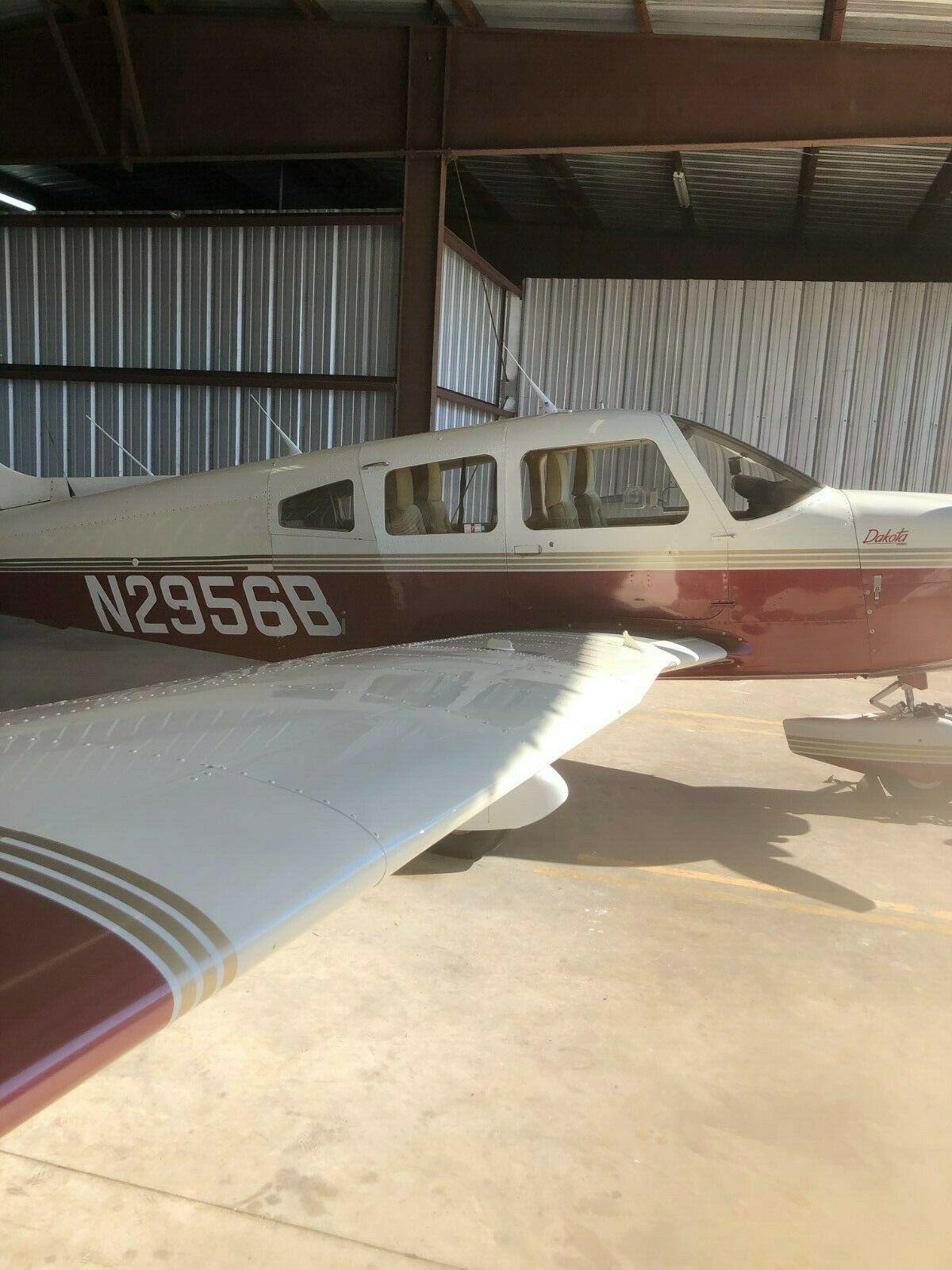 hangared 1979 Piper Dakota 28/236 aircraft