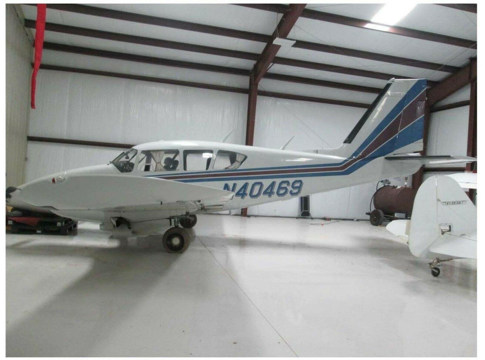 """needs TLC 1973 Piper PA 23 250 """"Aztec"""" aircraft"""