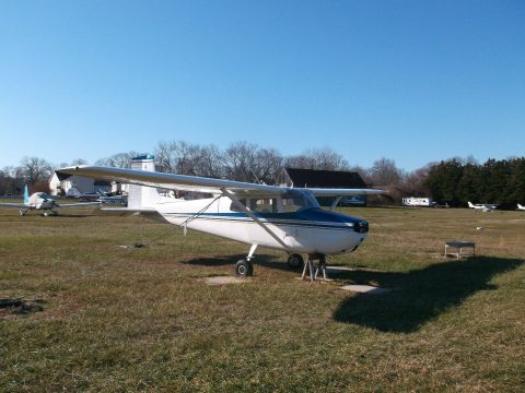 nice upgraded 1956 Cessna 172 Aircraft for sale