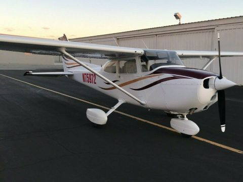 no accidents 1976 Cessna 172N Skyhawk aircraft for sale