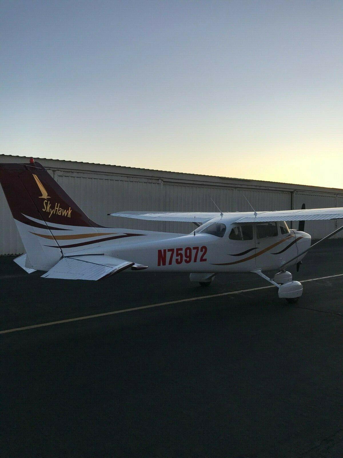 no accidents 1976 Cessna 172N Skyhawk aircraft