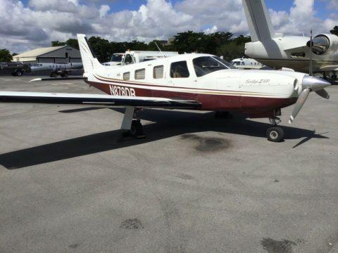 no damage 1996 Piper Saratoga pa32 aircraft for sale