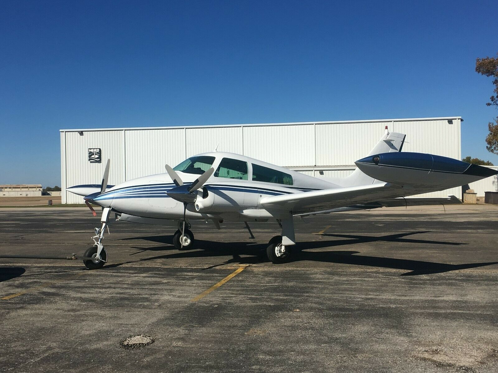 very nice 1967 Cessna 310K aircraft for sale