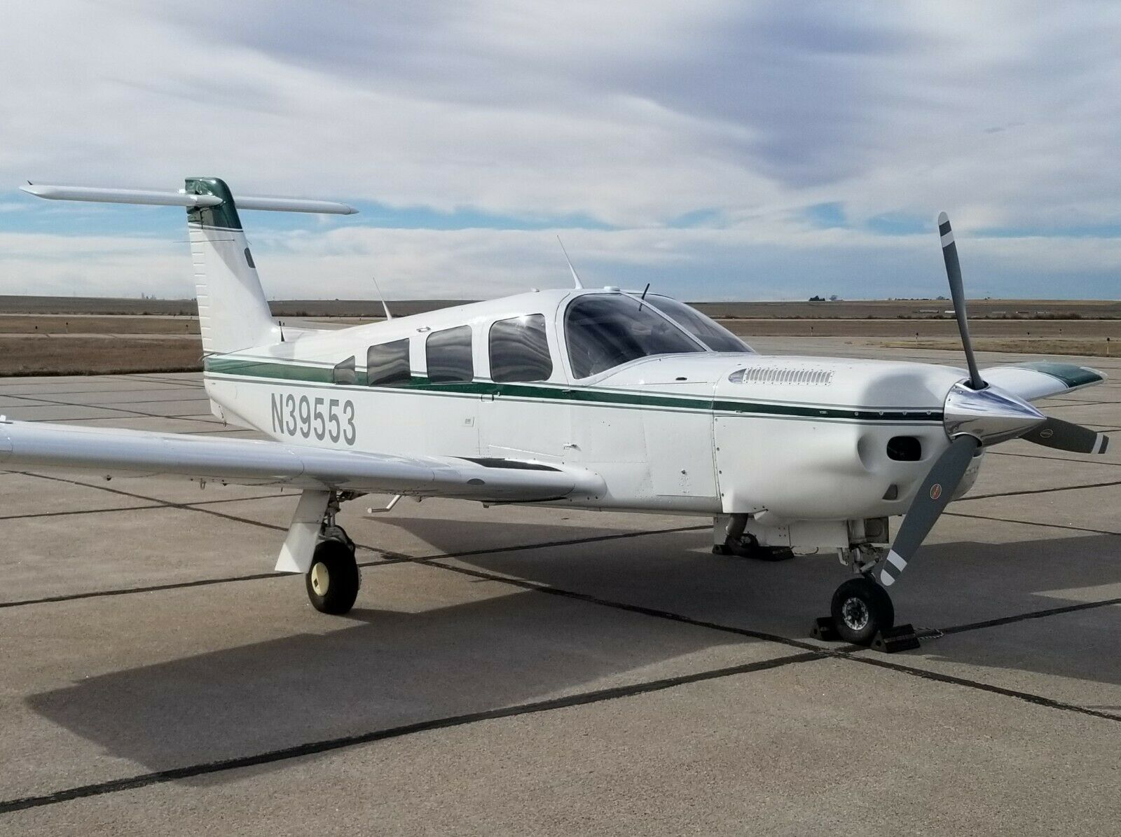 very nice 1978 Piper Turbo Lance II for sale