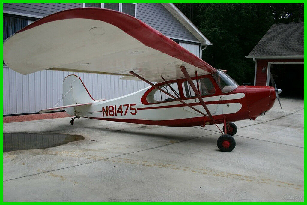 always hangared 1945 Aeronca Champ aircraft for sale