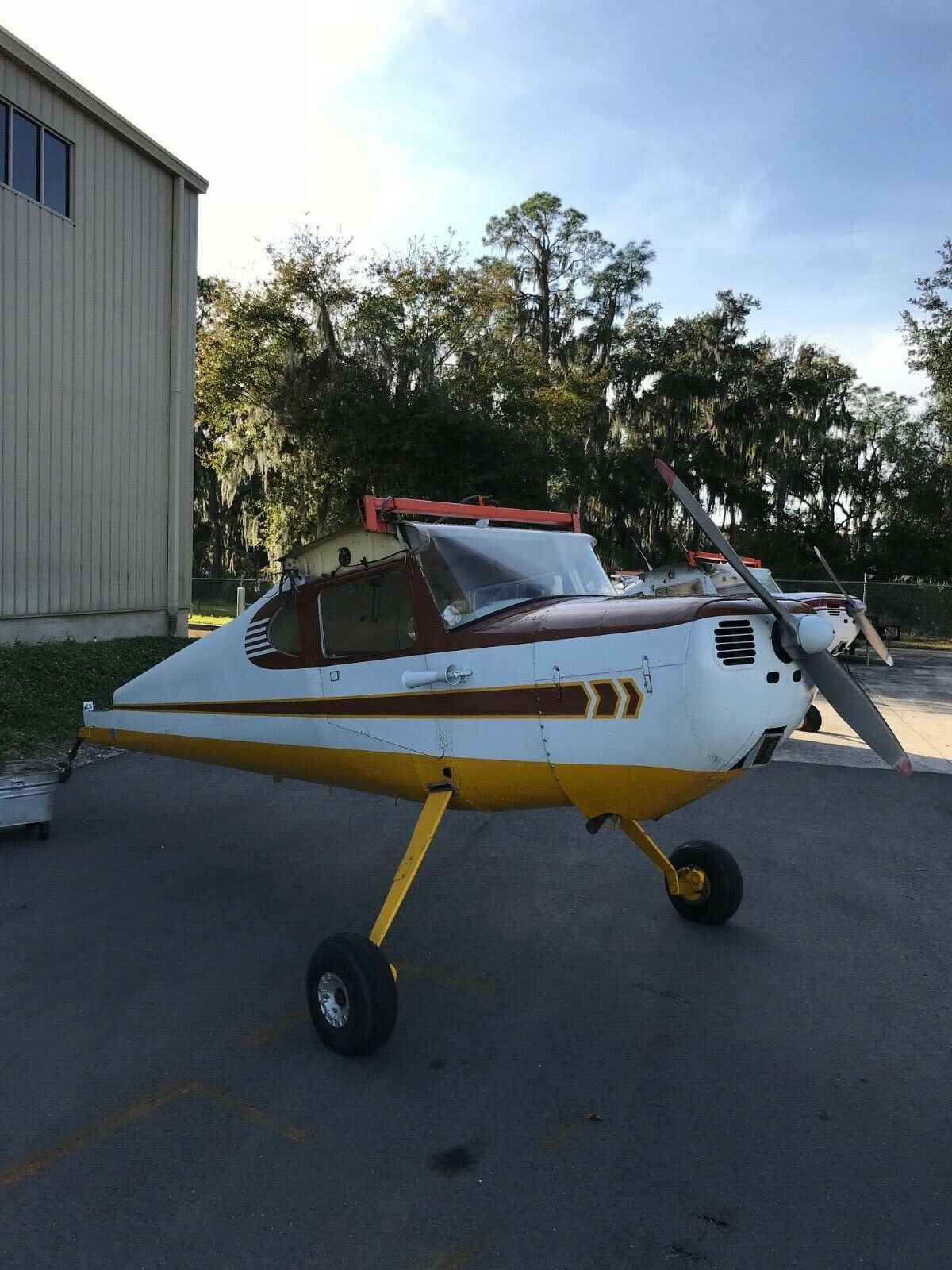 Project 1946 Cessna 120 aircraft