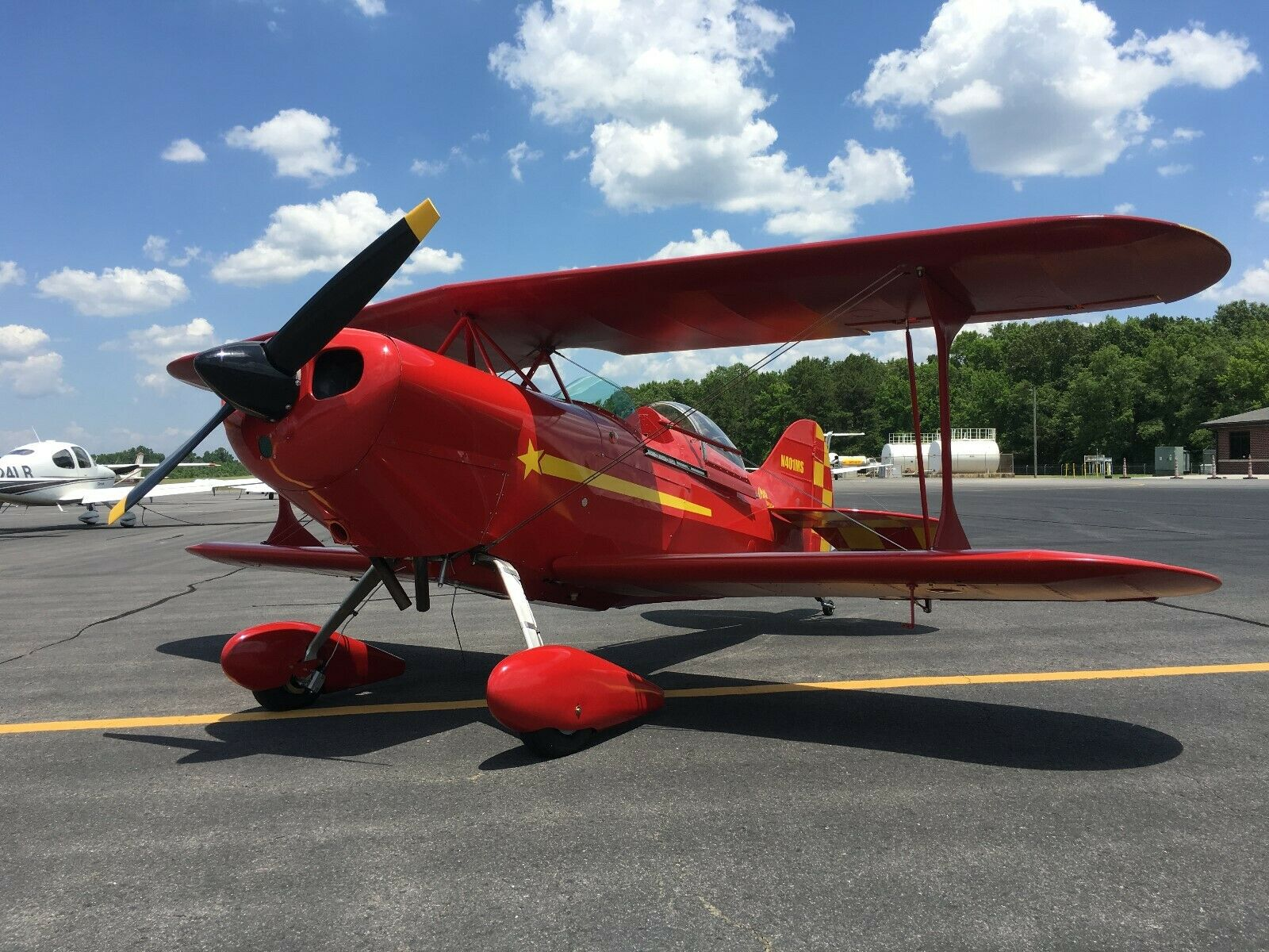 very nice 2015 Pitts S 1S aircraft for sale