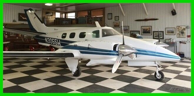 hangared 1973 Beechcraft B60 Duke aircraft for sale
